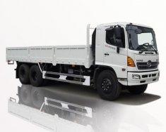 Cần bán xe Hino FL đời 2018, màu trắng, nhập khẩu nguyên chiếc giá 1 tỷ 570 tr tại Tp.HCM