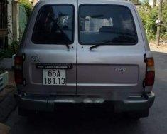 Bán Toyota Land Cruiser đời 1991, màu bạc, xe nhập   giá 275 triệu tại Cần Thơ