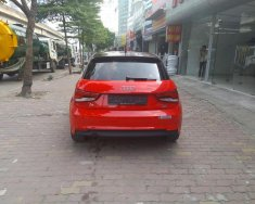 Bán ô tô Audi A1 TFSI sản xuất năm 2015, màu đỏ, xe nhập giá 1 tỷ 330 tr tại Hà Nội
