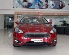 Bán Ford Focus Titanium 1.5L đời 2018, màu đỏ, động cơ này dùng các công nghệ cốt lõi của EcoBoost giá 700 triệu tại Hà Nội