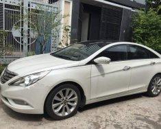 Cần bán Hyundai Sonata đời 2010, màu trắng, xe nhập  giá 490 triệu tại Tp.HCM
