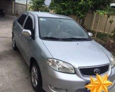 Cần bán xe Toyota Vios MT năm 2005, màu bạc, bao đâm đụng, ngập nước, máy zin 100% giá 195 triệu tại Cần Thơ