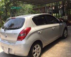 Bán Hyundai i20 sản xuất 2011, màu bạc, xe nhập  giá 300 triệu tại Bình Dương