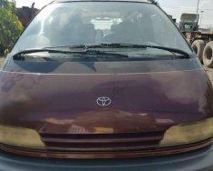 Bán Toyota Previa đời 1991, màu đỏ, nhập khẩu nguyên chiếc đẹp như mới, 110 triệu giá 110 triệu tại Tp.HCM