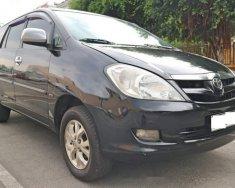 Cần bán xe Toyota Innova 2.0G đời 2006, màu đen số sàn, 316 triệu giá 316 triệu tại Tp.HCM