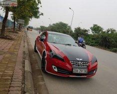 Xe Hyundai Genesis 2009, màu đỏ, nhập khẩu số tự động   giá 520 triệu tại Hà Nội