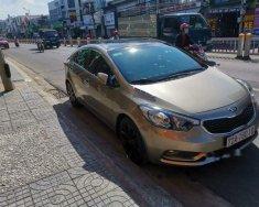 Bán Kia K3 2.0AT sản xuất 2015, màu vàng xe gia đình, giá tốt giá 520 triệu tại BR-Vũng Tàu