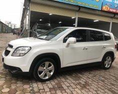 Cần bán Chevrolet Orlando LTZ 2017, đăng ký 2018 màu trắng giá 555 triệu tại Hà Nội