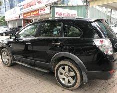 Cần bán Chevrolet Captiva Maxx đời 2010, màu đen giá 415 triệu tại Hà Nội