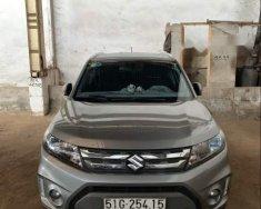 Cần bán Suzuki Vitara đời 2016, màu xám, nhập khẩu giá 650 triệu tại Tp.HCM