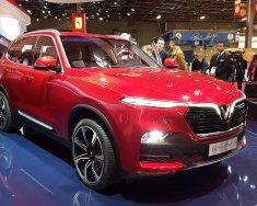 Bán ô tô VinFast LUX SA2.0 2.0 năm sản xuất 2019, màu đỏ giá 1 tỷ 415 tr tại Hà Nội