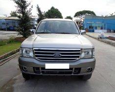 Cần bán xe Ford Everest 2.5MT 2007, màu bạc giá 293 triệu tại Tp.HCM