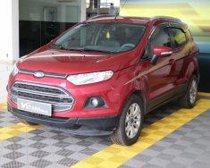 Bán Ford EcoSport 1.5AT sản xuất năm 2017, màu đỏ giá 528 triệu tại Tp.HCM