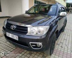 Cần bán Toyota Fortuner G sản xuất 2010, màu đen, 630 triệu giá 630 triệu tại Hà Nội