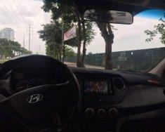 Bán xe Hyundai Grand i10 năm 2015, màu bạc, nhập khẩu nguyên chiếc, xe gia đình giá Giá thỏa thuận tại Hà Nội