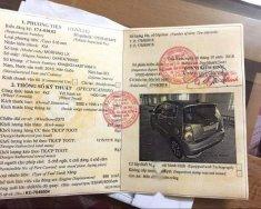 Cần bán Kia Morning đời 2010, màu xám, nhập khẩu nguyên chiếc giá 210 triệu tại Thái Bình