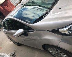 Cần bán xe Ford Fiesta 2011 số tự động, màu ghi bạc giá 263 triệu tại Tp.HCM