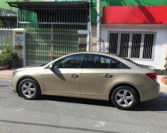 Xe Chevrolet Cruze sản xuất 2011, màu vàng, xe gia đình giá 315 triệu tại Tp.HCM