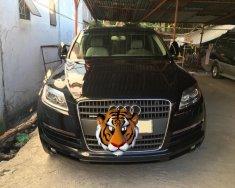 Bán xe Audi Q7 AT đời 2008, màu đen, chính chủ, giá tốt giá 655 triệu tại Tp.HCM