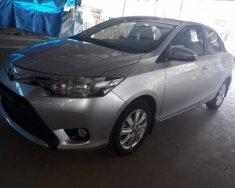 Bán xe Toyota Vios 1.5E MT sản xuất 2015, màu bạc, giá tốt giá 388 triệu tại Trà Vinh