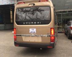 Cần bán xe Hyundai County sản xuất năm 2019, màu nâu, mới 100% giá 1 tỷ 340 tr tại Hà Nội