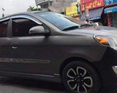 Cần bán xe Kia Morning đời 2010, màu xám, nhập khẩu xe gia đình giá 190 triệu tại Thái Bình