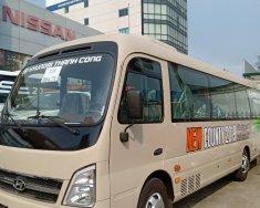 Bán xe Hyundai County đời 2019, màu kem (be) giá 1 tỷ 350 tr tại Hà Nội