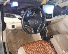 Bán Toyota Vios 1.5E sản xuất 2015, màu bạc, bao hồ sơ giá 388 triệu tại Trà Vinh