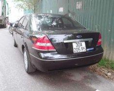 Bán ô tô Ford Mondeo sản xuất 2003, màu đen, nhập khẩu nguyên chiếc, giá chỉ 145 triệu giá 145 triệu tại Hà Nội