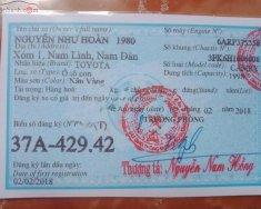 Bán xe Toyota Camry 2.0E năm sản xuất 2018 chính chủ giá 875 triệu tại Hà Nội