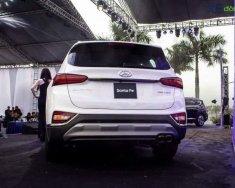 Bán Hyundai Santa Fe năm sản xuất 2019, màu trắng giá Giá thỏa thuận tại Hà Nội