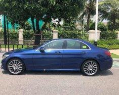 Bán ô tô Mercedes AT sản xuất 2018, màu xanh lam, số tự động giá 1 tỷ 670 tr tại Tp.HCM