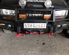 Bán Toyota Land Cruiser đời 1993, nhập khẩu, màu xanh đã ofroad giá 250 triệu tại Tp.HCM
