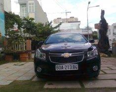 Chính chủ bán Chevrolet Cruze 1.6LS năm sản xuất 2015, màu đen giá 395 triệu tại Đồng Nai