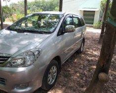 Bán Toyota Innova năm sản xuất 2007, màu bạc còn mới giá 255 triệu tại Bình Dương