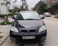 Cần bán gấp Toyota Corolla altis sản xuất năm 2003, màu đen giá 245 triệu tại Hà Nội
