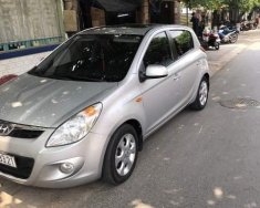 Bán Hyundai i20 sản xuất năm 2012, màu bạc, nhập khẩu   giá 340 triệu tại Bình Dương