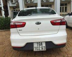 Bán lại xe Kia Rio sản xuất 2015, màu trắng, 375tr giá 375 triệu tại Phú Thọ