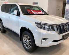Cần bán Toyota Prado VX 2.7L năm 2019, màu trắng, nhập khẩu Nhật Bản giá 2 tỷ 340 tr tại Hà Nội