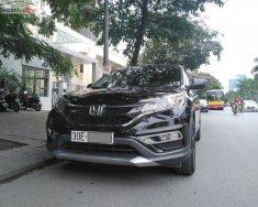 Cần bán gấp Honda CR V 2.4 AT sản xuất năm 2016, màu đen chính chủ giá 915 triệu tại Hà Nội