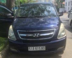Bán Hyundai Starex đời 2010, màu xanh lam, nhập khẩu nguyên chiếc giá 360 triệu tại Tp.HCM