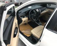 Bán xe Toyota Yaris 1.5G 2019, màu trắng, nhập khẩu, giá tốt giá 650 triệu tại Hà Nội