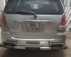 Bán Toyota Innova năm 2008, màu bạc số tự động, giá 370tr giá 370 triệu tại Hà Nội