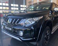 Ô tô Mitsubishi Triton 4x4 AT Mivec sản xuất 2018, màu đen giá 770 triệu tại Nghệ An