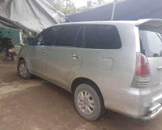 Cần bán xe Toyota Inova màu bạc, sản xuất 2008, số sàn, tên tư nhân giá 250 triệu tại Hà Nội