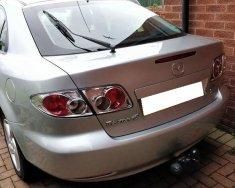 Cần bán xe Mazda 6 số sàn đời 2004 đk 2005 màu bạc giá 262 triệu tại Tp.HCM