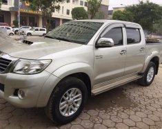 Cần bán Toyota Hilux 2014 máy dầu số sàn, màu bạc 2 cầu giá 536 triệu tại Tp.HCM