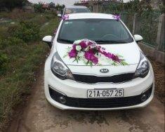 Cần bán Kia Rio 2016, màu trắng, nhập khẩu nguyên chiếc chính chủ, giá tốt giá 420 triệu tại Hà Nội