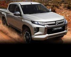 Bán Mitsubishi Triton 4x2 AT, 4x4 AT năm sản xuất 2019, xe nhập giá 730 triệu tại Hải Phòng
