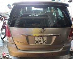 Cần bán gấp Toyota Innova sản xuất năm 2010, màu bạc xe gia đình giá 410 triệu tại Kiên Giang